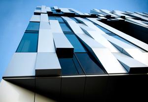 Алюминиевые композитные панели – от вывески до фасада