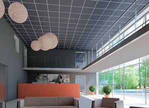 Кассетные потолки производства Cesal и Албес – высокое качество по доступной цене