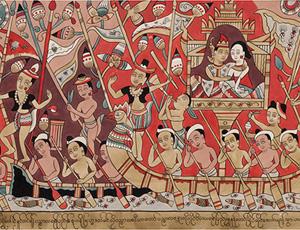 Онлайн-лекции Музея Востока по искусству Мьянмы