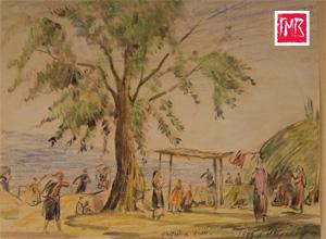 Выставка «Амшей Нюренберг» в музее Востока