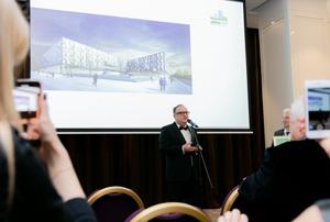 Итоги конкурса на лучшую концепцию жилой застройки территории, прилегающей к стадиону «Самара Арена»