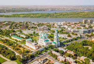Подготовка мастер-плана развития Астраханской агломерации