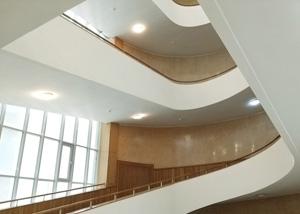 Экскурсии по зданию Центросоюза Ле Корбюзье