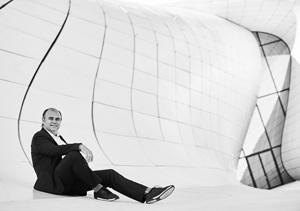 Веб-семинар Zaha Hadid Architects на Officenext online