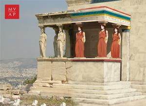 Цикл лекций Надежды Налимовой «Древнегреческая архитектурная скульптура» (10 февраля – 17 марта 2021)