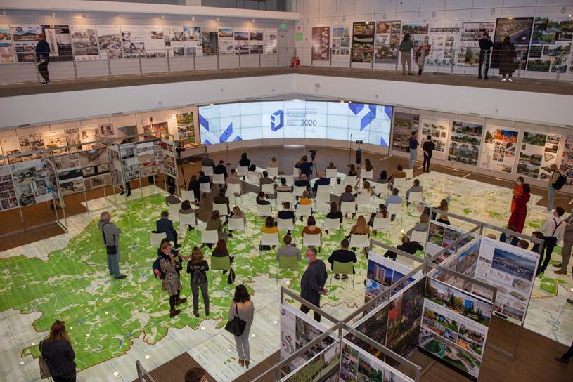 Лауреаты конкурса III Международного фестиваля «Дом на Брестской приглашает: архитектура, дизайн, ландшафт» 2020