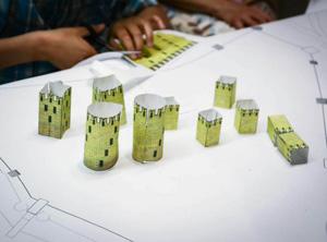 Детские-мастер классы «Я у мамы инженер»