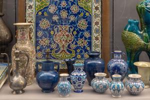 Онлайн-экскурсия по экспозиции из фондов Музея Востока на ВДНХ