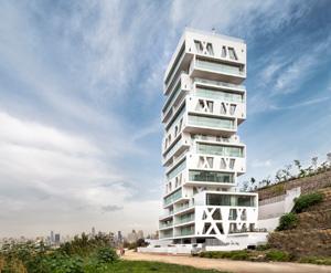 Жилой дом «Куб» в Бейруте