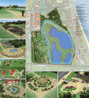 Детский досуговый комплекс «Птичья гавань» с зоопарком. Омская область