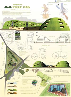 Жилой комплекс «Зеленые холмы»