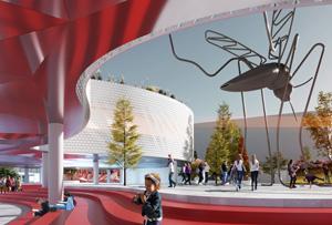Парк будущих поколений «САХА Z» в Якутске. Архитектурная мастерская «Атриум»