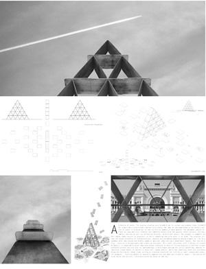 Миры Эль Лисицкого / Worlds of El Lissitzky: Nuno Maria Pires de Miranda Pena. Замок из карт / A Castle of cards