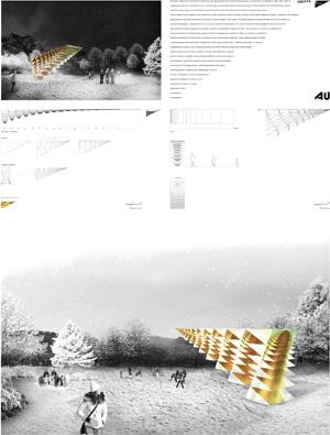 Миры Эль Лисицкого / Worlds of El Lissitzky: Sitbon Architectes
