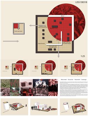 Миры Эль Лисицкого / Worlds of El Lissitzky: Sylvia Graf. Площадь для общения / Communication Plaza