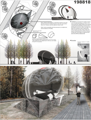Миры Эль Лисицкого / Worlds of El Lissitzky: Siamir Yosam Cardenas Zavala. Восприятие, основанное на виртуальности / Experience based on virtuality