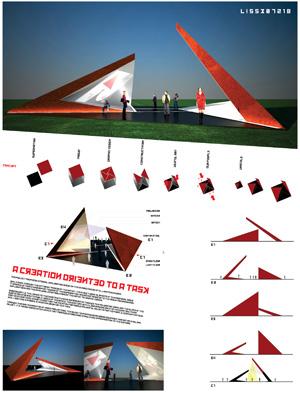 Миры Эль Лисицкого / Worlds of El Lissitzky: Pablo Andres Ledo Kolesnik. Городское оборудование / Urban equipment