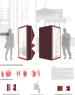 Миры Эль Лисицкого / Worlds of El Lissitzky: Affan Ahmed, Andan Aslam, Mehr Qureshi. Окно / Вихрь | Window / Vortex