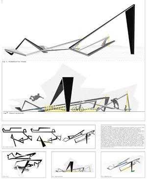 Миры Эль Лисицкого / Worlds of El Lissitzky: Affan Ahmed, Andan Aslam, Mehr Qureshi. Вектор / The vector