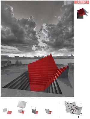 Миры Эль Лисицкого / Worlds of El Lissitzky: proPolis. Два квадрата / Two squares