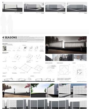 Миры Эль Лисицкого / Worlds of El Lissitzky: Sunggi Park, Sehyeon Kim, Hyemin Yang. 4 сезона / 4 seasons