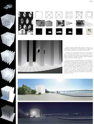 Миры Эль Лисицкого / Worlds of El Lissitzky: Marina Ordinas Vallesir. . Четыре в одном / Four in one