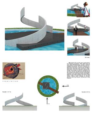 Миры Эль Лисицкого / Worlds of El Lissitzky: Jelena Jovanovic. Павильон на воде / Pavilion on the water