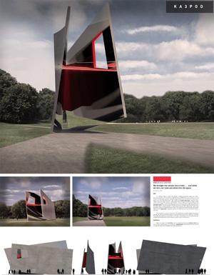 Миры Эль Лисицкого / Worlds of El Lissitzky: Kacper Rojek. Гиперкуб / Hypercube