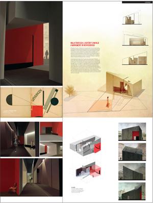 Миры Эль Лисицкого / Worlds of El Lissitzky: Ioana Lucia Andreianu, Kamille Ditcher. Прогулка сквозь мир Лисицкого / Walk Through Lissitzky's World