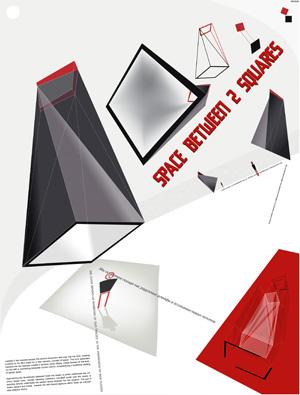 Миры Эль Лисицкого / Worlds of El Lissitzky: Forster Davide Rudolph. Между двумя квадратами / Space between two squares