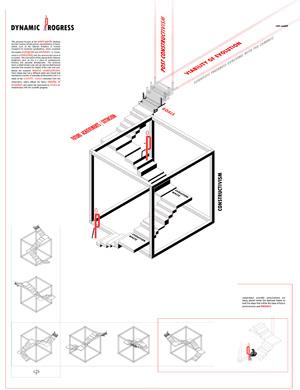 Миры Эль Лисицкого / Worlds of El Lissitzky: Maria Mantikou. Динамический прогресс / Dynamic Progress