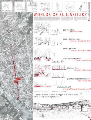 Миры Эль Лисицкого / Worlds of El Lissitzky: Marta Puig Parnau. Красный проспект. Рефлексия / Red avenue. Reflection