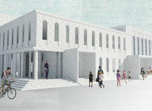 Типовой проект общеобразовательной школы на 50 мест в с. Манасаул Буйнакского района. ООО «АРСТ»