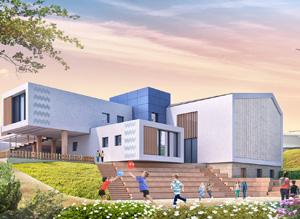 Типовой проект детского сада на 40 мест в с. Цергимахи Акушинского района. Консорциум под лидерством ООО «Институт территориального развития»