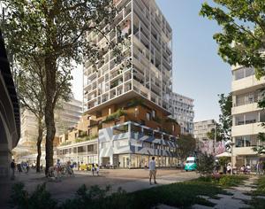 Проект реконструкции района ZOHO в Роттердаме