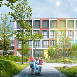 Лучший архитектурный проект центральной районной больницы