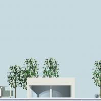 Концепцмя капитального ремонта фасадов жилых домов серии 1-335 в Индустриальном районе города Ижевск. Автор: Маковкина Татьяна Алексеевна (г. Калининград)