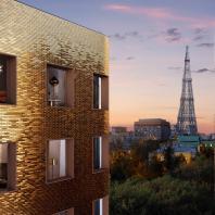 Проект жилого комплекса «Композиция №24» (Москва, ул. Хавская, 24). АБ «Цимайло, Ляшенко и Партнеры», MAD Architects