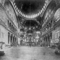 Н.И. Брунов. София Константинопольская (Турция, Стамбул). 1924