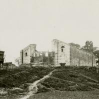 Н.И. Брунов. Базилика Студийского монастыря. Турция, Стамбул. 1924