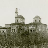 Н.И. Брунов. Храм монастыря Липса. Турция, Стамбул. 1924