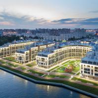 «Золотой Трезини 2019». Лучший построенный жилой комплекс премиум- или бизнес-класса / ЖК Stockholm (Санкт-Петербург), холдинг Setl Group