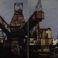 «Реликварий»: выставка Ильи Гапонова и Антона Кушаева