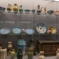 Экспозиция из фондов Музея Востока на ВДНХ
